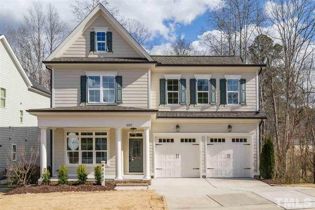 2127 Tordelo Place, Apex, NC 27502 (#2366972) :: Real Properties