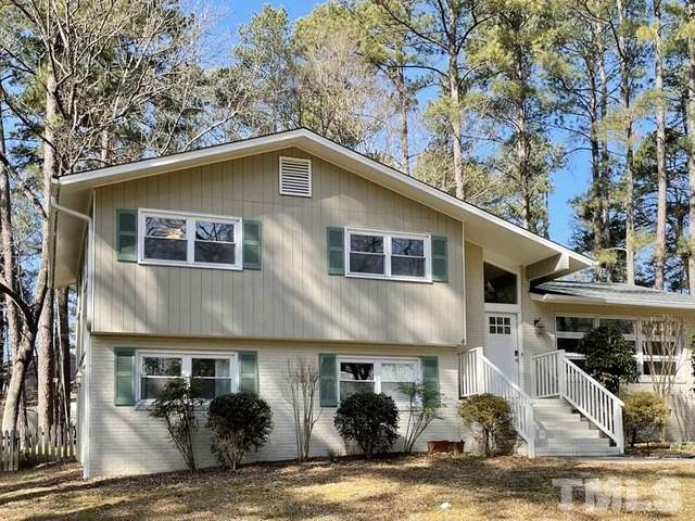 2476 Foxwood Drive, Chapel Hill, NC 27514 (#2366994) :: Saye Triangle Realty