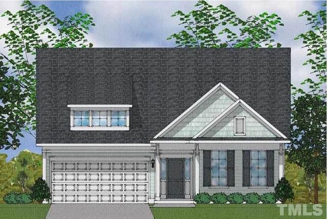 39 N Summerhill Ridge, Clayton, NC 27520 (#2367002) :: Real Properties