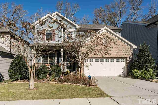 1232 Magnolia Row Trail, Apex, NC 27502 (#2367032) :: Raleigh Cary Realty