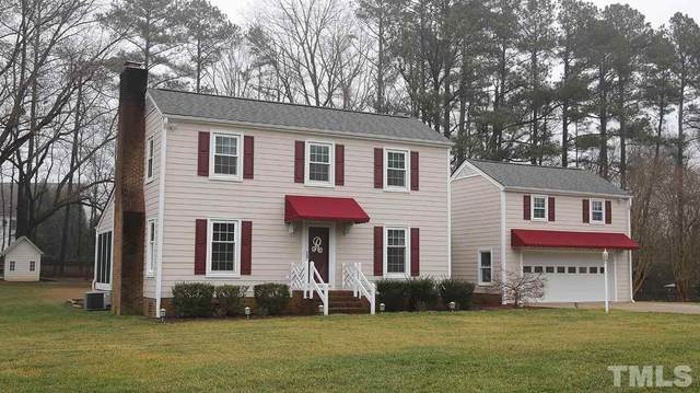 6805 Orchard Knoll Drive, Apex, NC 27539 (#2367033) :: RE/MAX Real Estate Service