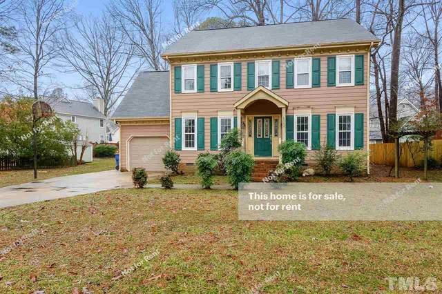 8908 Campfire Trail, Raleigh, NC 27615 (#2367044) :: Saye Triangle Realty