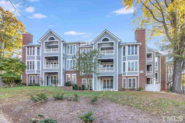 1011 Wirewood Drive #304, Raleigh, NC 27605 (#2367052) :: Bright Ideas Realty