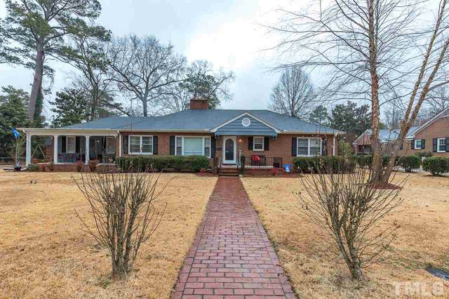 801 S 1st Street, Smithfield, NC 27577 (#2367053) :: Real Properties