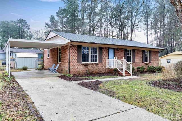 503 Royal Oak Drive, Garner, NC 27529 (#2367066) :: The Jim Allen Group