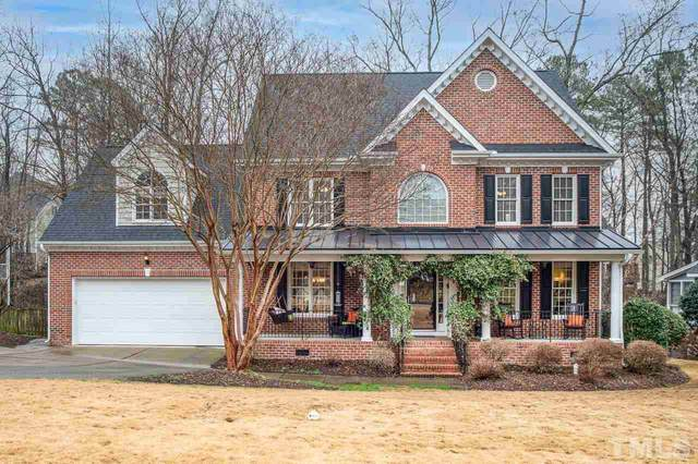 205 Chilcott Lane, Apex, NC 27502 (#2367093) :: Choice Residential Real Estate