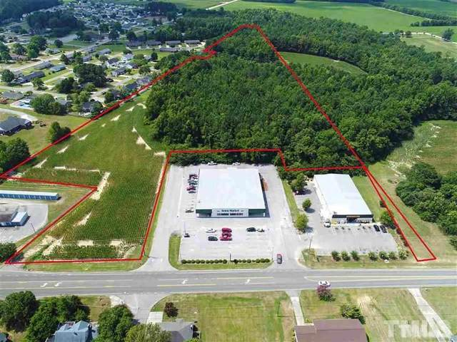 0 Us 70A Highway, Pine Level, NC 27568 (#2367144) :: The Rodney Carroll Team with Hometowne Realty