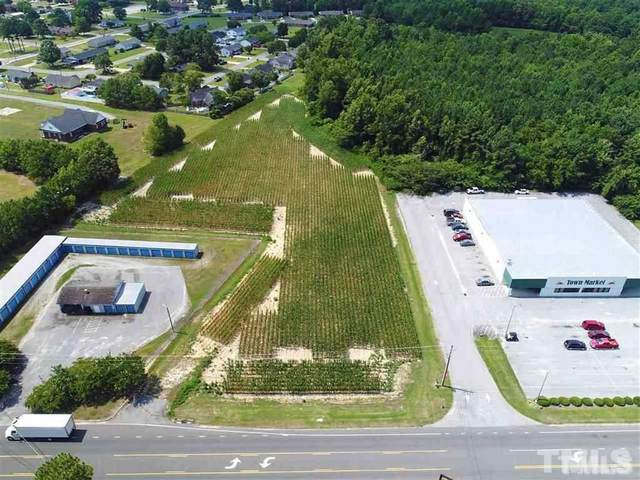 00 Us 70A Highway, Pine Level, NC 27568 (MLS #2367155) :: On Point Realty