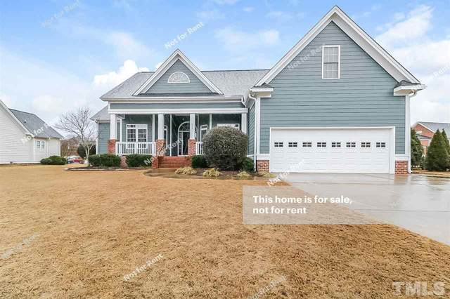 222 Kintyre Drive, Clayton, NC 27520 (#2367178) :: Sara Kate Homes