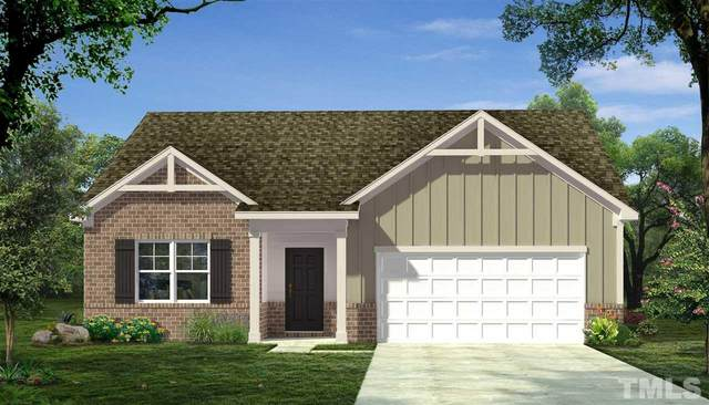 49 Aylebury Ridge #49, Zebulon, NC 27597 (#2367289) :: The Rodney Carroll Team with Hometowne Realty