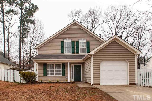 203 Thorncrest Drive, Apex, NC 27539 (MLS #2367295) :: On Point Realty