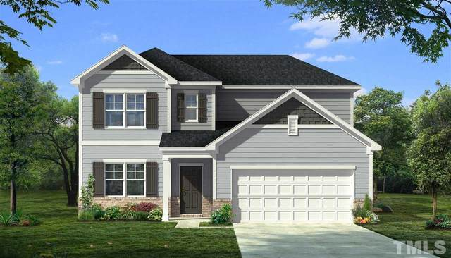 42 Aylebury Ridge #01, Zebulon, NC 27597 (#2367297) :: M&J Realty Group