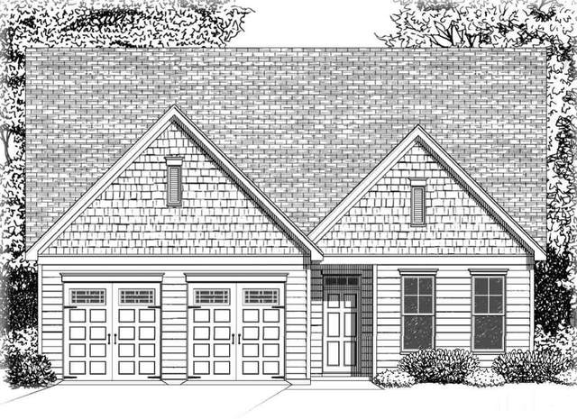 22 Camille Brooks Drive #69, Angier, NC 27501 (#2367312) :: Real Properties
