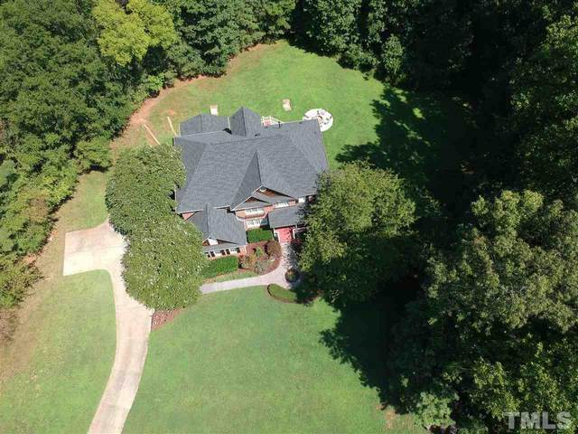 2101 Old Nc 98 Highway, Wake Forest, NC 27587 (MLS #2367328) :: The Oceanaire Realty