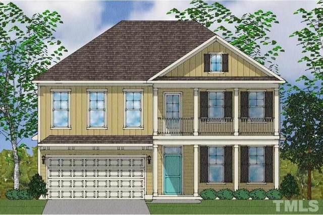 49 N Summerhill Ridge, Clayton, NC 27520 (#2367342) :: Real Properties