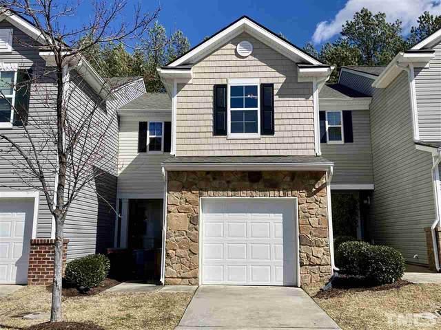 705 Keystone Park #103, Morrisville, NC 27560 (#2367396) :: Real Properties
