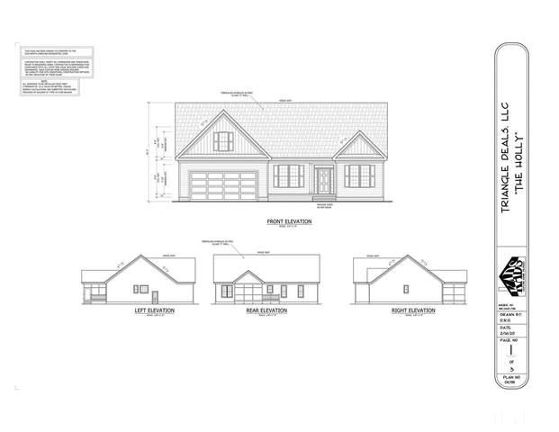 415 E Church Street, Creedmoor, NC 27522 (#2367405) :: Real Properties