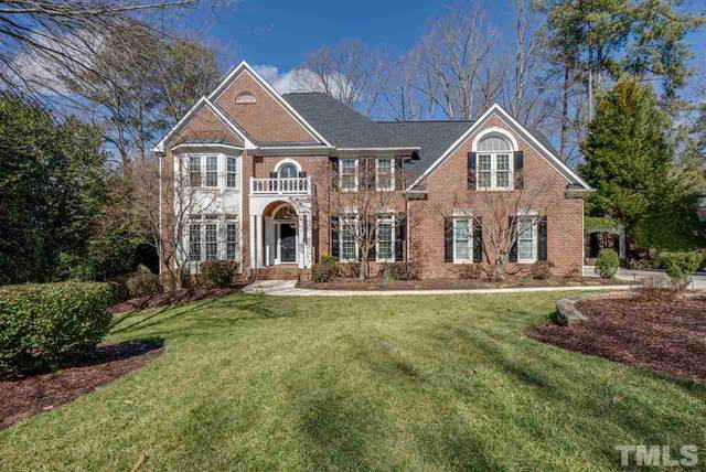 201 Sedgemoor Drive, Cary, NC 27513 (#2367417) :: Choice Residential Real Estate
