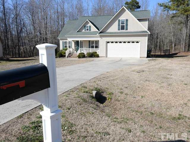 159 Bluestone Drive, Smithfield, NC 27577 (#2367421) :: The Jim Allen Group