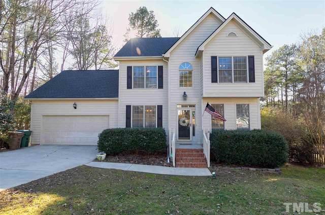 115 Whitlock Lane, Cary, NC 27513 (#2367430) :: Real Properties
