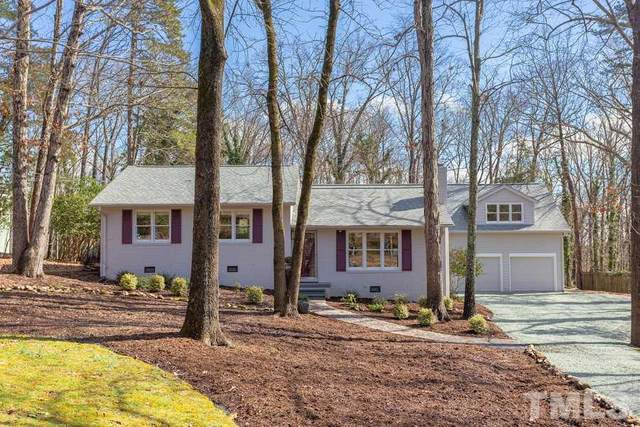 302 Ridgecrest Drive, Chapel Hill, NC 27514 (#2367431) :: Choice Residential Real Estate