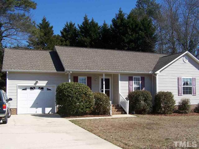 403 Garrison Avenue, Clayton, NC 27520 (MLS #2367440) :: On Point Realty
