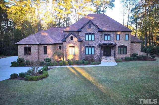 3002 Farmington Place, Wilson, NC 27896 (#2367470) :: Classic Carolina Realty