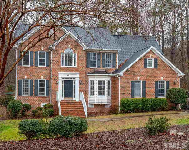8517 Hampton Chase Court, Wake Forest, NC 27587 (#2367489) :: Raleigh Cary Realty