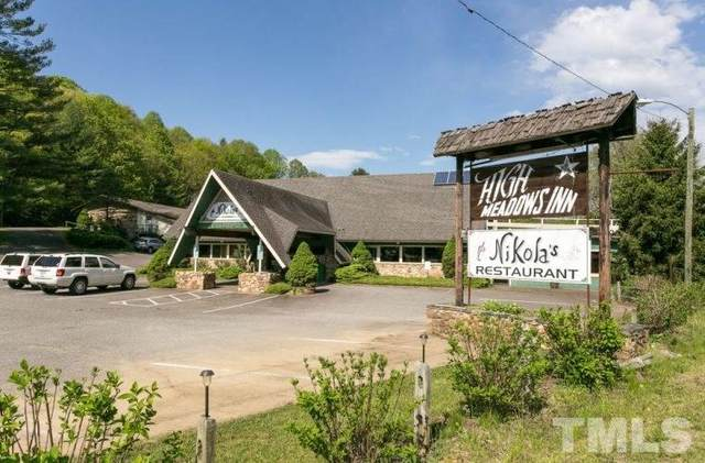10498 Nc 21 Highway, Roaring Gap, NC 28627 (#2367525) :: Sara Kate Homes