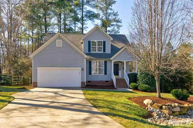 2206 Oakhurst Trail, Hillsborough, NC 27278 (#2367552) :: Real Estate By Design