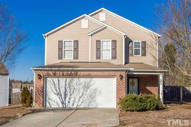 3733 Mountain Brook Circle, Durham, NC 27704 (#2367593) :: Rachel Kendall Team