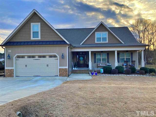 131 Nashville Drive, Archer Lodge, NC 27527 (#2367624) :: Real Properties