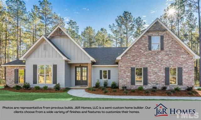 2 Blackstone Road, Sanford, NC 27330 (#2367632) :: Classic Carolina Realty