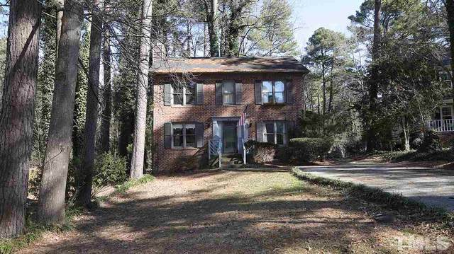 812 Temple Street, Raleigh, NC 27609 (#2367642) :: Raleigh Cary Realty