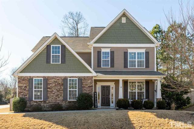 5800 Avera Lane, Holly Springs, NC 27540 (#2367665) :: Steve Gunter Team