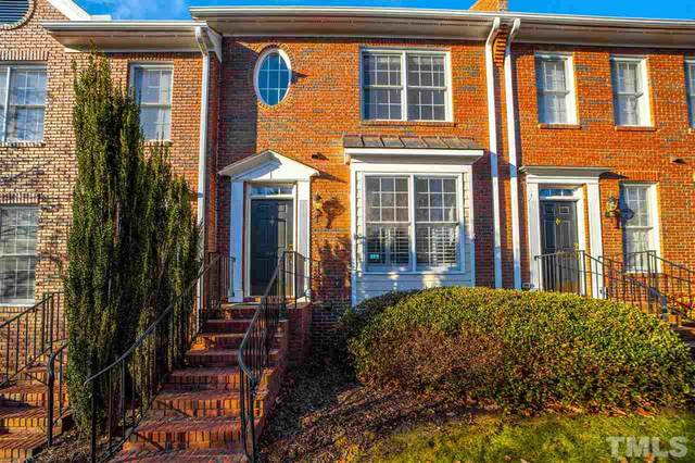 609 Copperline Drive #609, Chapel Hill, NC 27516 (#2367672) :: Real Properties