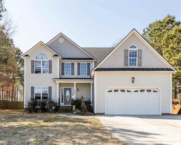 113 Topsail Island Drive, Garner, NC 27529 (#2367681) :: Choice Residential Real Estate