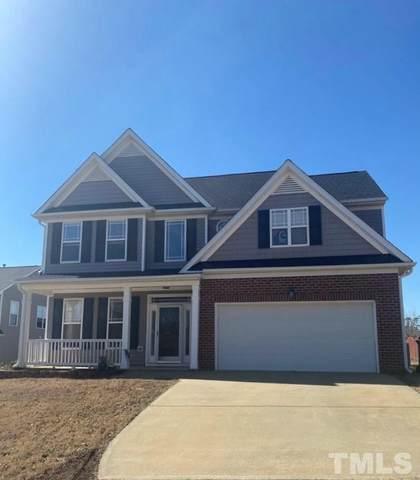 1010 Custom Oak Lane, Fuquay Varina, NC 27526 (#2367688) :: Raleigh Cary Realty