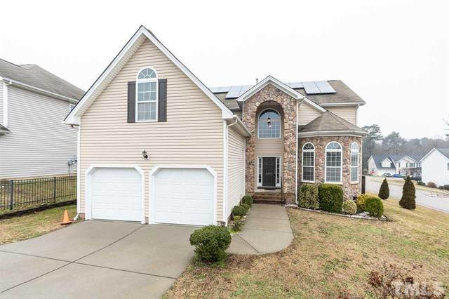 2225 Flowing Drive, Raleigh, NC 27610 (MLS #2367690) :: On Point Realty
