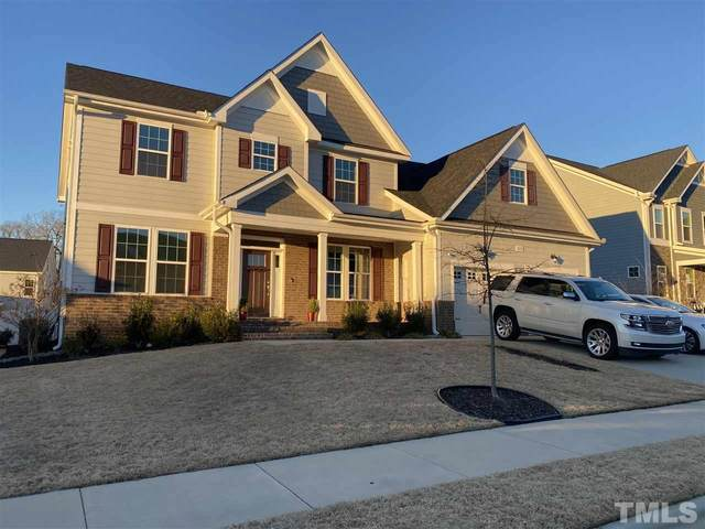 713 Twin Star Lane, Knightdale, NC 27545 (MLS #2367699) :: The Oceanaire Realty