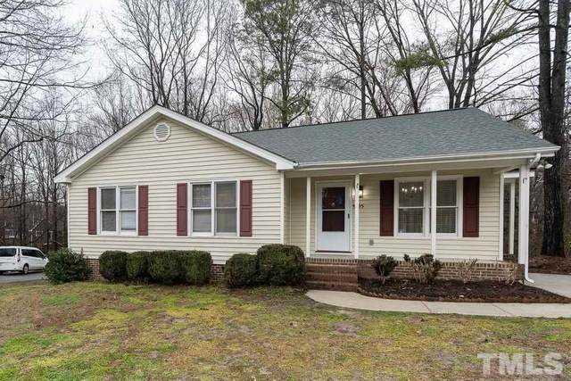 3505 Iron Sight Court, Raleigh, NC 27616 (#2367700) :: Real Properties