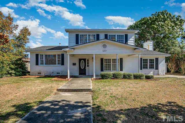 1207 Wentworth Place, Fayetteville, NC 28304 (#2367748) :: Classic Carolina Realty