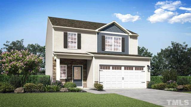 105 Teal Drive, Youngsville, NC 27596 (#2367757) :: The Jim Allen Group