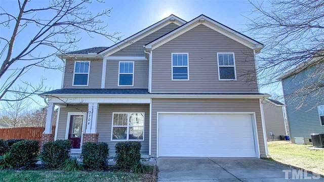 3704 Mayfair Mill Drive, Raleigh, NC 27616 (#2367891) :: Real Estate By Design