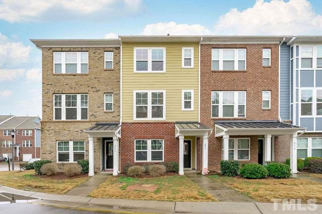 254 Michigan Avenue, Cary, NC 27519 (#2367893) :: Triangle Just Listed
