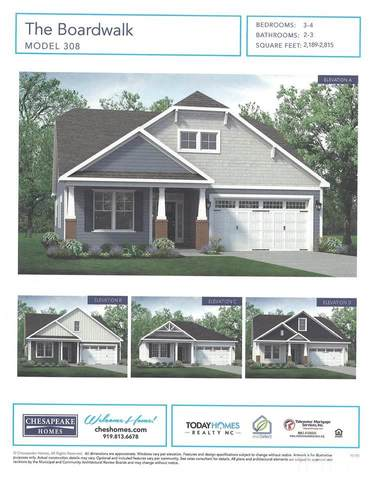 17 Ballast Point #68, Clayton, NC 27520 (#2367899) :: Real Properties