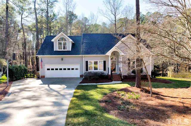 209 West Hill Drive, Cary, NC 27519 (#2367920) :: Sara Kate Homes