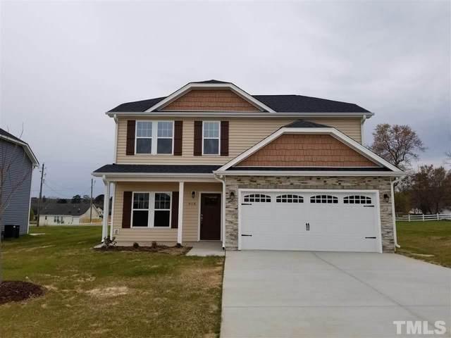 353 Darecrest Lane Salem, Wendell, NC 27591 (#2367945) :: Real Properties