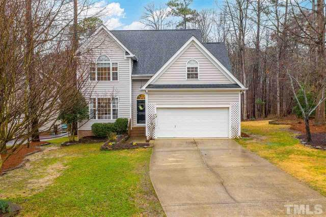 125 Antler Point Drive, Cary, NC 27513 (#2367974) :: Triangle Top Choice Realty, LLC