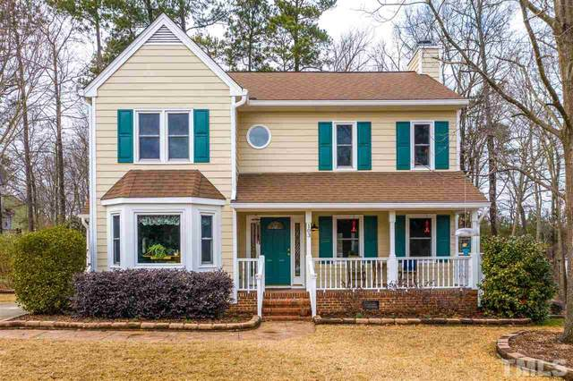 103 Wyseferry Court, Morrisville, NC 27560 (#2367979) :: Steve Gunter Team